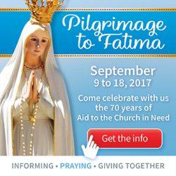 Pilgrimage to Fatima