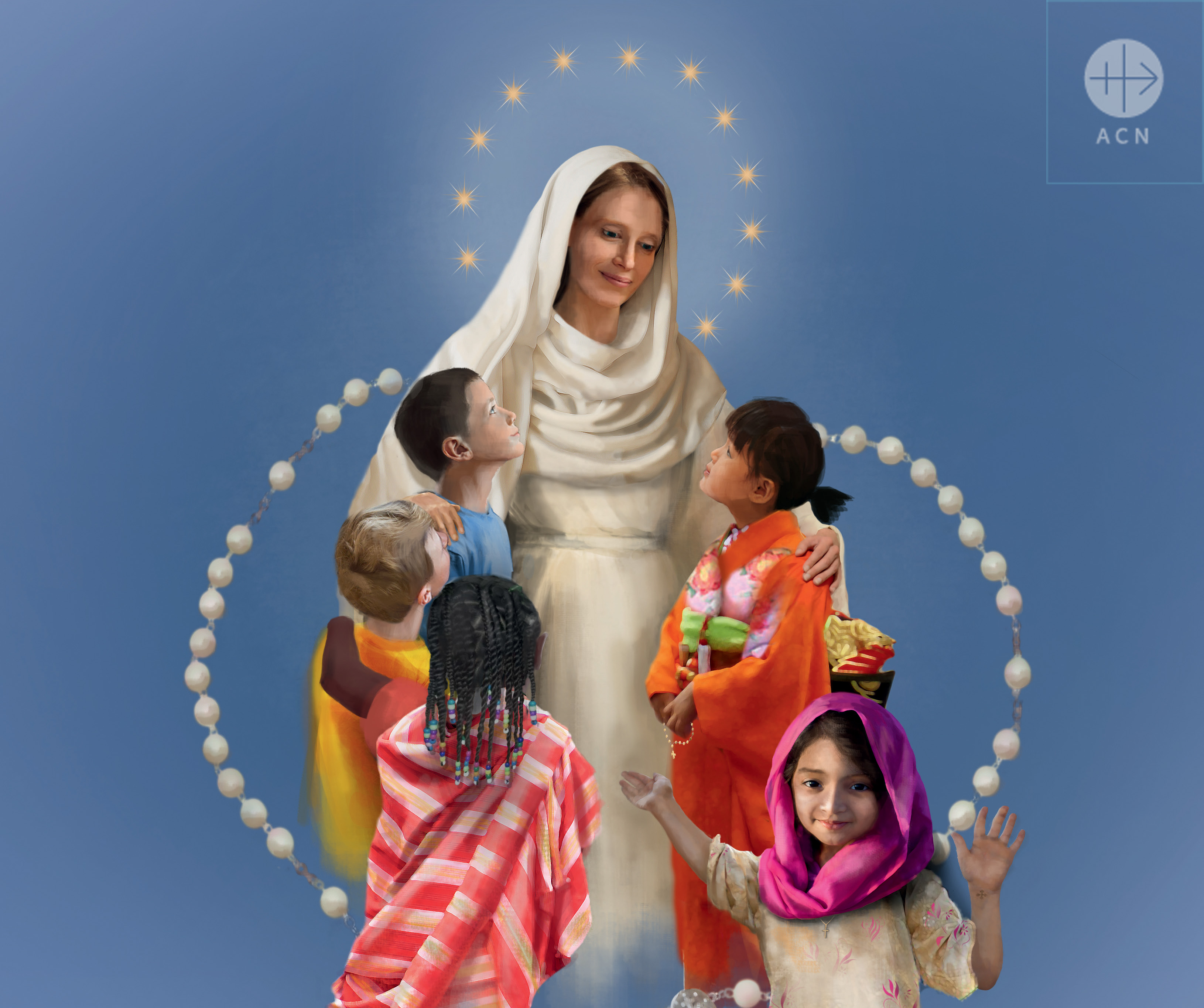 international prayer 1 million children praying the rosary