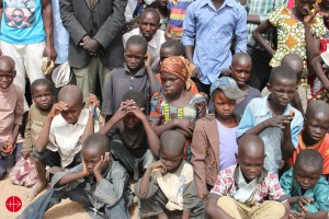 Emergency help for displaced people Maroua Mokolo
