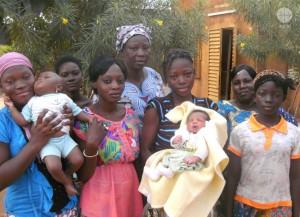 Centre d'accueil en faveur des filles-mères, Dédougou