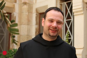 Father Nikodemus Schnabel OSB is subprior of the German speaking Benedictine monastery Dormitio Mariae in Jerusalem. The abbey has been attacked repetedly by presumably Jewish extremists.