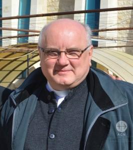 Père Halemba: « Les gens de Homs sont pleins d'espérance. »