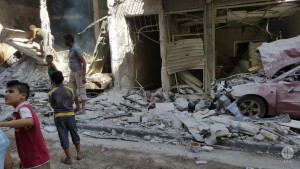 New Attacks in Aleppo, SYRIA July 2016