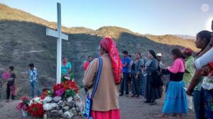 Existencial help for 24 sisters Franciscanas de Jesús y María, 2015