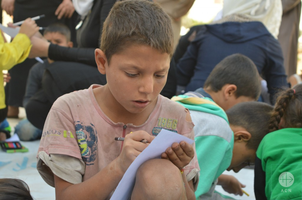 The Syrian Children's Petition for Peace
