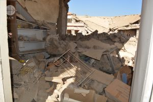 IRAQ / NATIONAL 17/00321 Restoration of Immaculate Mary (Al-Um Al-Tahira) convent in favour of Dominican Sisters fof St Catherine of Siena - Qaraqosh