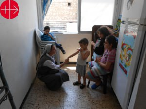 SYRIA / ALEP-CLD 15/00051Emergency help for the displaced famil