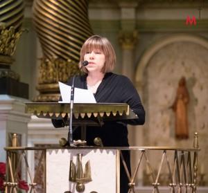 Marie-Claude Lalonde, directrice nationale du bureau canadien d'Aide à l'Église en Détresse (photo : Diocèse catholique de Montréal)
